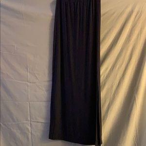 XS Banana Republic long skirt
